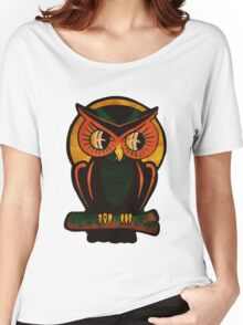 Dirty Owl Women's Relaxed Fit T-Shirt