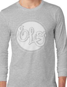 E.L.O. WHITE Long Sleeve T-Shirt