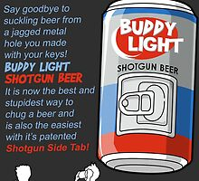 Shotgun Beer by avbtp