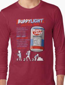 Shotgun Beer Long Sleeve T-Shirt