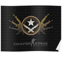 Counter Strike Global Offensive Terrorists Poster
