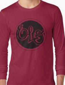 E.L.O. BLACK Long Sleeve T-Shirt