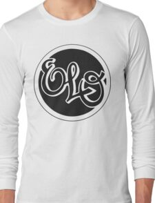 E.L.O. BLACK Long Sleeve T-Shirt