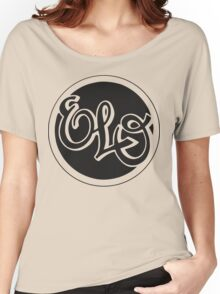 E.L.O. BLACK Women's Relaxed Fit T-Shirt
