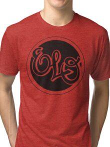 E.L.O. BLACK Tri-blend T-Shirt