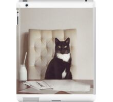 Corporate Cat iPad Case/Skin