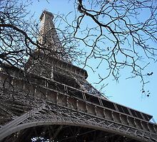 Eiffel Tower by Isabelle28