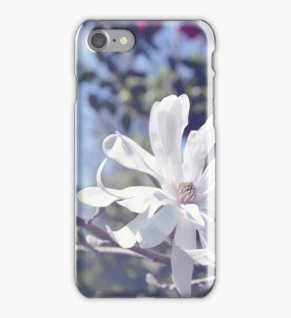 Luminous Star Magnolia iPhone Case/Skin