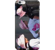 Breast cancer, everyone deserves a lifetime < iPhone Case/Skin