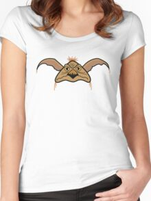Salacious B. Crumb Women's Fitted Scoop T-Shirt