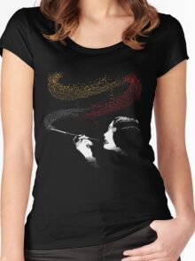 Nostaglia Women's Fitted Scoop T-Shirt