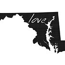 Love Maryland by surgedesigns