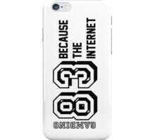 Gambino - 83 iPhone Case/Skin