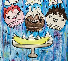 Banana Split by Brieana
