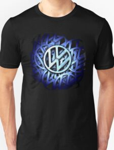 Shiny Volkswagen Badge © T-Shirt