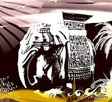 Elephant by valizi