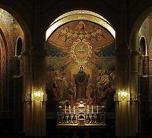 Lourdes Mosaics by Sue Wickham