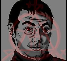 The King of Hell- Crowley by kessily