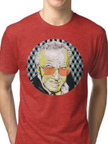 Stan Lee Tri-blend T-Shirt