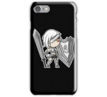 D&D Character: Rei iPhone Case/Skin