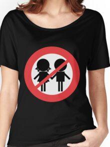 Children Banned Women's Relaxed Fit T-Shirt