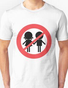 Children Banned T-Shirt