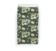 Daffodils, NYC Duvet Cover