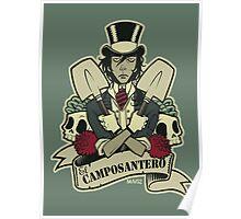 EL_CAMPOSANTERO Poster