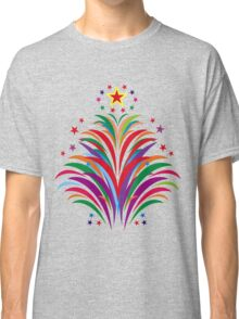 Fireworks Happy Occation  Classic T-Shirt