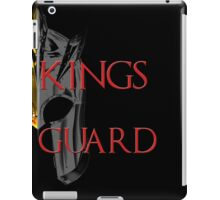 The Kings Guard iPad Case/Skin
