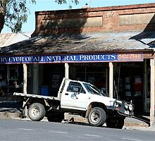 Country store, Castlemaine by Maggie Hegarty