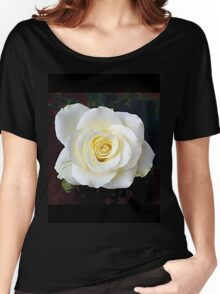 Rose Women's Relaxed Fit T-Shirt