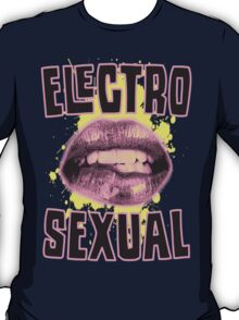 Electro Sexual Logo T-Shirt