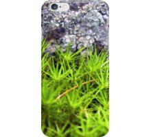 Moss and Stone iPhone Case/Skin
