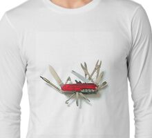 Multipurpose knife Long Sleeve T-Shirt