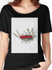 Multipurpose knife Women's Relaxed Fit T-Shirt