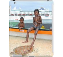 Turtle Boys iPad Case/Skin