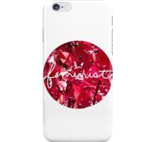 Red Tree Feminist iPhone Case/Skin
