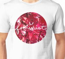 Red Tree Feminist Unisex T-Shirt