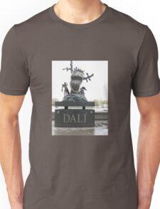 A TRIBUTE TO SALVADOR DALI Unisex T-Shirt