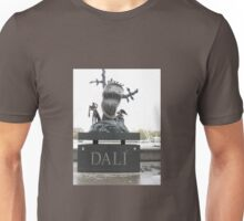 A TRIBUTE TO SALVADOR DALI Unisex T-Shirt