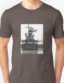 A TRIBUTE TO SALVADOR DALI T-Shirt