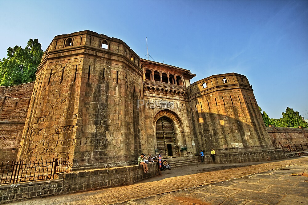 Shaniwar Wada - Morning Delight by Prasad
