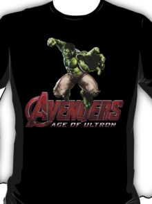 Madness of Hulk T-Shirt