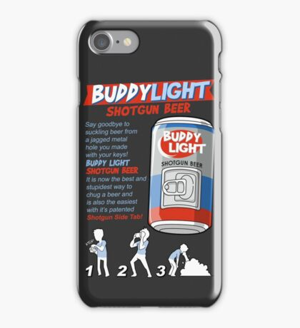 Shotgun Beer iPhone Case/Skin