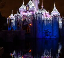 Magic in that Castle Sticker