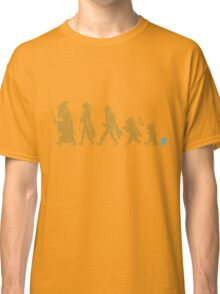 Funny Fellowship of The Ring Classic T-Shirt