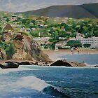 """""""Laguna Beach"""" by Barry Kadische"""
