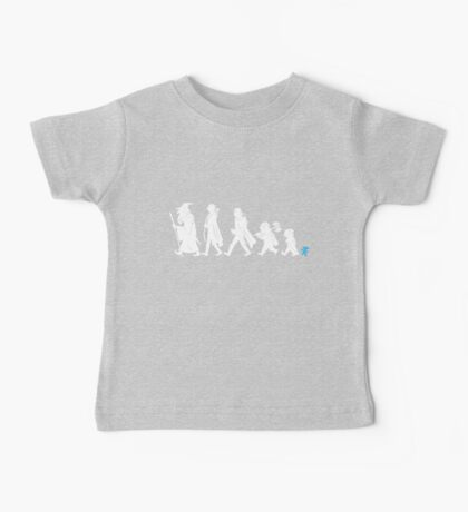 Funny Fellowship of The Ring Baby Tee