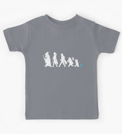 Funny Fellowship of The Ring Kids Tee